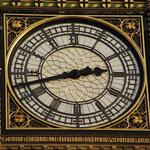 Uhr des Big Ben