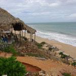 Auf jeden Fall ist das der perfekte Strand für uns...