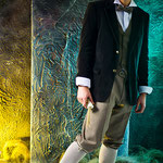 Diego Otero, mister españa, diego otero mister españa, laura diaz, miss toledo, miss toledo laura diaz, steam katt, steamkatt, steampunk fashion, steampunk style, steampunk makeup