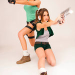 lara croft, fotografo cosplay, cosplay lara croft, lara croft madrid, fotografo profesional cosplay, mini lara croft, lara croft joven, young lara croft