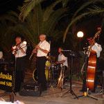Abend-Konzert bei der Bar Liberotto