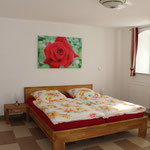 Doppelbett - Doppelzimmer
