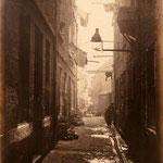 NOMBRE DE LA IMAGEN: Glasgow, Close No. 80, High Street. AUTOR: Thomas Annan. AÑO: 1868.