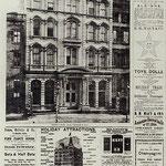NOMBRE DE LA IMAGEN: Steinway. AUTOR: The Daily Graphic. AÑO: 1873.