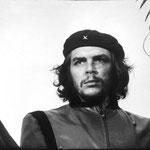 NOMBRE DE LA IMAGEN: Guerrillero heroico. AUTOR: Alberto Krd. AÑO: 1960.