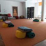Yoga Raum Badenweiler Balance Vitalhotel