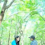 森林セラピー@恐羅漢