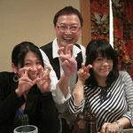 由起子さん 山根啓太郎さん(Vn)♬