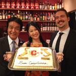 日本とイタリアを繋ぐケーキ@Mio Bar
