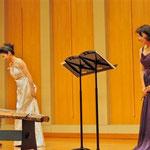万代恵子先生と、沢井忠夫『上弦の曲』フルート素晴らしかったぁあああ~~~