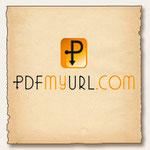 Pour transformer un site en pdf