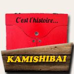 Fabrication d'un Kamishibaï