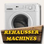 Réhausser machine à laver