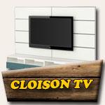 Cloison TV