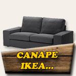 Renforcer et réduire canapé Ikéa Kivik