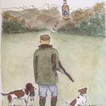 Ignacio y sus perros
