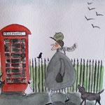 paseo por Londres
