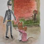 Policia inglés