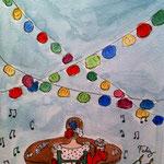 Fiesta sorpresa a Marta - 60 cumpleaños