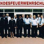 Ortswehrführer  Sven Henze