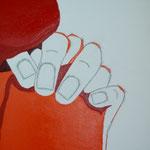 """Serie Hände: """"Einschau"""""""