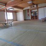 30畳の大広間