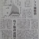 5月1日付朝日新聞朝刊