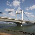 4月25日開通した「阿波しらさぎ大橋」 徳島県のホームページより