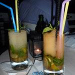 Warum nicht mal einen leckeren Cocktail