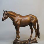 """Sambolino"" limited edition bronze"