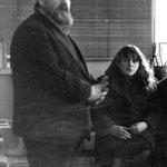 Мымрина С.Е.,Юкин В. 1981-82 студенты