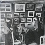 Персональная выставка В.и. Маркеллова 1965г. Дом офицеров