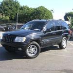 Jeep Grand Cherokee - Kit éthanol