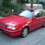 Volvo 440 460 480 Ethanol