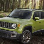 Jeep Renegade - Kit éthanol