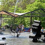 Tinguely Brunnen Basel