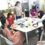ポーセラーツテクニカルレッスン:大阪 全面貼りの本質