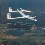 Formationsflug aus dem Jahr 1990
