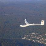 Ex-Vereinsflieger ASW 24 hat viel Freude bereitet