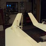 Warum nur ist der Winter so lang ? Damit Winglets angebaut werden können :-)