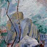 Öl auf Leinwand, 2010, 40 x 30 cm