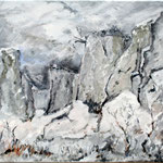 Öl auf Leinwand, 2011, 40 x 50 cm