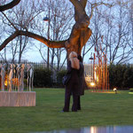 Skulptur im Garten 4