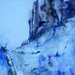 Öl auf Leinwand, 2008, 90 x 70 cm