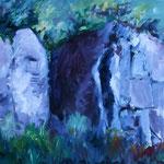 Öl auf Leinwand, 2008, 90 x 160 cm (Privatbesitz)