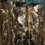 Öl auf Leinwand, 2011, 40 x 26 cm