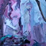 Öl auf Leinwand, 2008, 100 x 70 cm