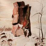 Öl auf Leinwand, 2010, 60 x 50 cm