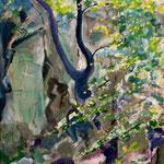 Öl auf Leinwand, 2010, 70 x 50 cm