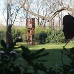 Skulptur im Garten 3